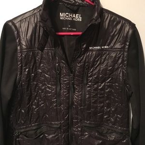 Michael Kors Puffer Jacket and Vest Combo Medium